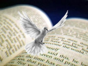 Bible spirit dove
