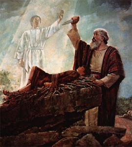 Abraham-Isaac-Mormon