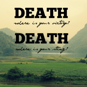 Death-where-is-your-sting