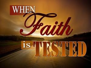 Faith-tested