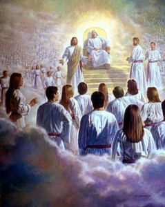 Jesus and me the second coming of Jesus and the Judgement day rapture