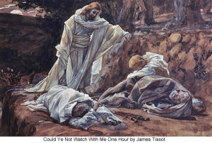 James_Tissot_Could_Ye_Not_Watch_With_Me_One_Hour_525